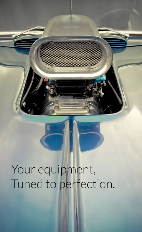 Your Equipment, Tunes to Perfection