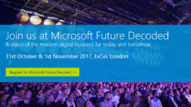 microsoft-future-decoded-event
