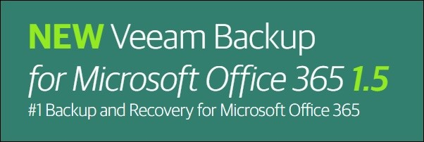 veeam backup for office 365 logo