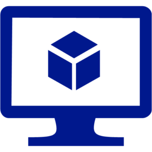 Azure Virtual Machine Icon