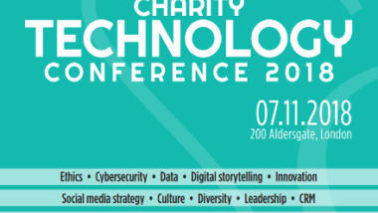 charity tech conference 2018