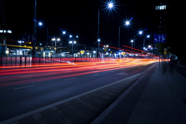 city long exposure