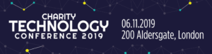 Charity Technology Conference 2019 Logo